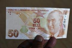 Free TURKISH LIRA IN CRISIS Royalty Free Stock Image - 124492266