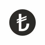 Turkish lira sign vector design Stock Photo
