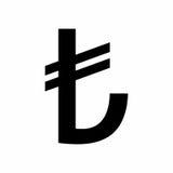 Turkish lira sign vector design Royalty Free Stock Photo