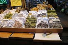 turkish locum istanbul десерта Стоковое фото RF