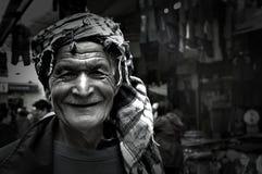 Turkish man in headgear Royalty Free Stock Image