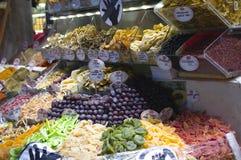 Turkish mart Stock Photos