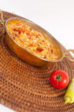 Turkish menemen Stock Photos