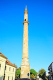 Turkish Minaret, Eger Royalty Free Stock Photo