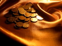Turkish Money Close-UP Stock Image