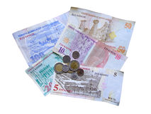 Turkish money Royalty Free Stock Photography