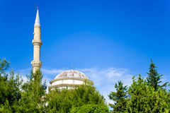 Turkish mosque Stock Photo