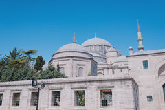 Turkish mosque dome Stock Photography