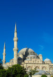 Turkish mosque Royalty Free Stock Images