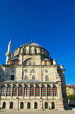 Turkish mosque Royalty Free Stock Photo