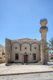 Turkish Mosque in Lerapetra Royalty Free Stock Photo