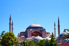 Turkish mosque Stock Image