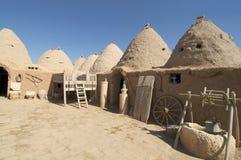 Turkish Mud Beehive Houses Royalty Free Stock Photo