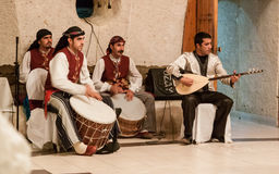 Turkish Musicians Royalty Free Stock Image