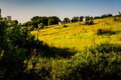 Turkish Natural Landscape Stock Image