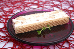 Turkish nougat Stock Images