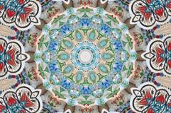 Turkish ornament (ottoman, market) Royalty Free Stock Photo