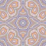 Turkish ornament. Seamless pattern, vector image Stock Illustration