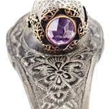 Turkish Ottoman ring Stock Image