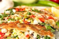 Turkish pancake Stock Image