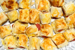 Turkish pastry, borek Royalty Free Stock Photography