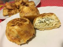 Turkish pastry Royalty Free Stock Photos