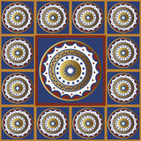 Turkish pattern 2 Royalty Free Stock Photography