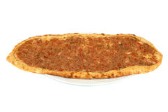 Turkish pide Stock Image