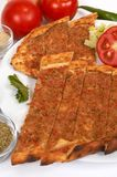 Turkish pide Stock Images