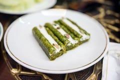 Turkish pistachio princesses Stock Photo
