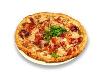 Turkish pizza Stock Photography