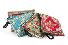 Turkish pouch Royalty Free Stock Image