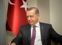 Turkish President Recep Tayyip Erdogan Stock Photos
