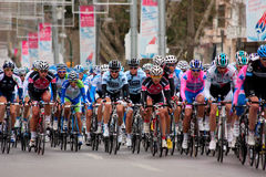 Turkish  Presidential Cycling Tour Royalty Free Stock Images