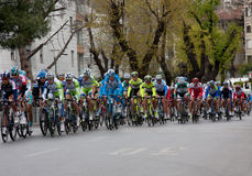 Turkish  Presidential Cycling Tour Stock Image