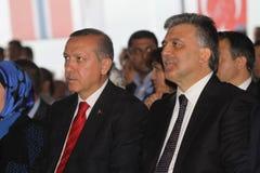 Turkish Prime Minister Stock Photos