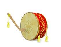 Turkish Ramadan Drum stock image