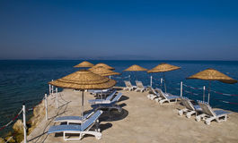 Turkish resort Royalty Free Stock Images