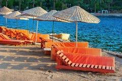 Turkish resort Stock Photo