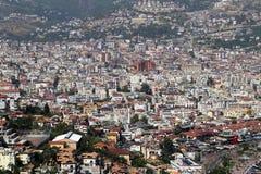 Turkish resort town of Alanya Stock Photo