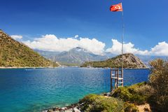 Turkish Riviera Stock Photos