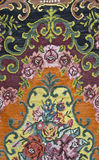 Turkish rug Royalty Free Stock Photos