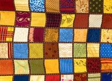 Turkish rug. Hand-made turkish rug background Stock Images