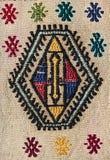 Turkish Rug Pattern Royalty Free Stock Photos