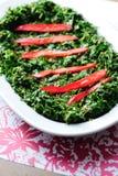 Turkish salad Stock Photos