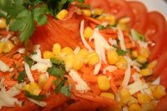 Turkish Salad. Nice salad Stock Photos