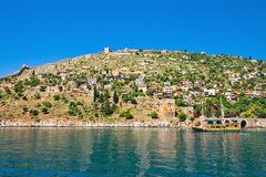 Turkish settlement Royalty Free Stock Photography
