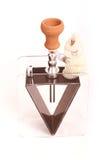 Turkish shisha. Turkish tobacco water pipes - Shisha, Arabian Shesha Royalty Free Stock Image