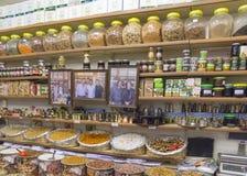 Turkish shop royalty free stock photography