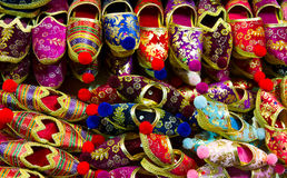Turkish Slippers Royalty Free Stock Images